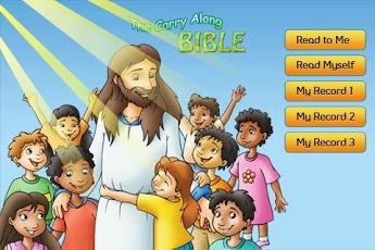 Toddler Bible App